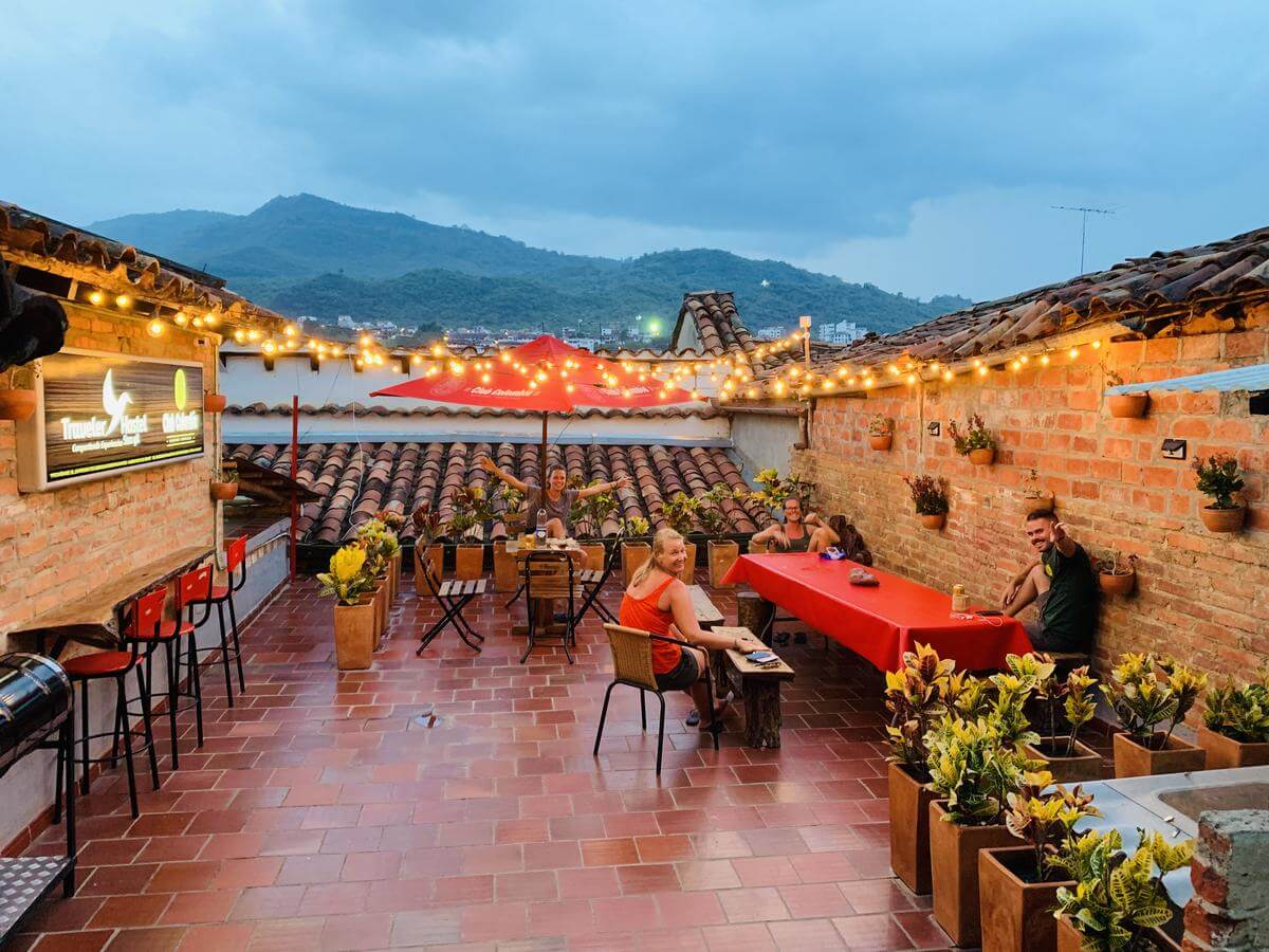 Hotel San Gil, Traveler Hostel