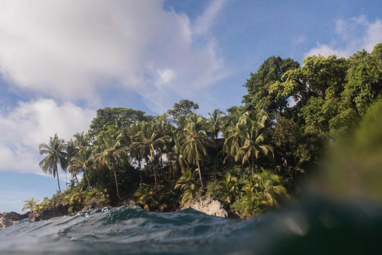 Plongée sous-marine à Arusi, Côte Pacifique du Choco en Colombie