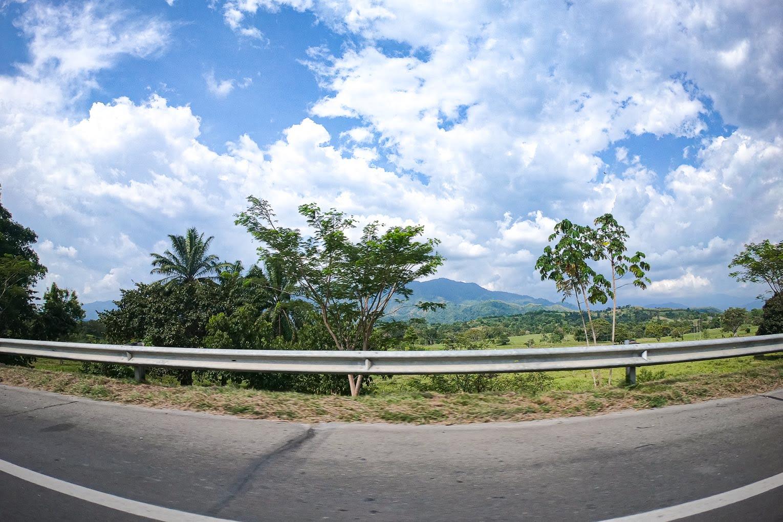 Conduire en Colombie location de voiture