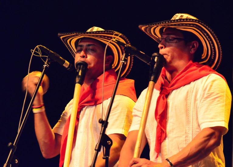 Gaïta, instrument traditionnel de la Cumbia colombienne