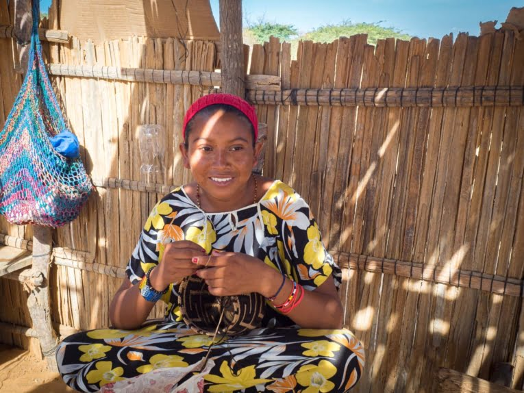 Les Wayuu, Peuples indigènes de Colombie