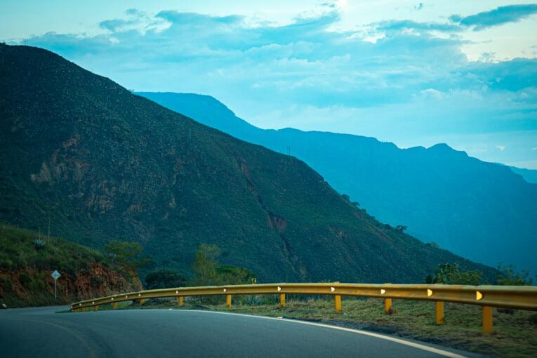 Autotour, organiser un road-trip en Colombie