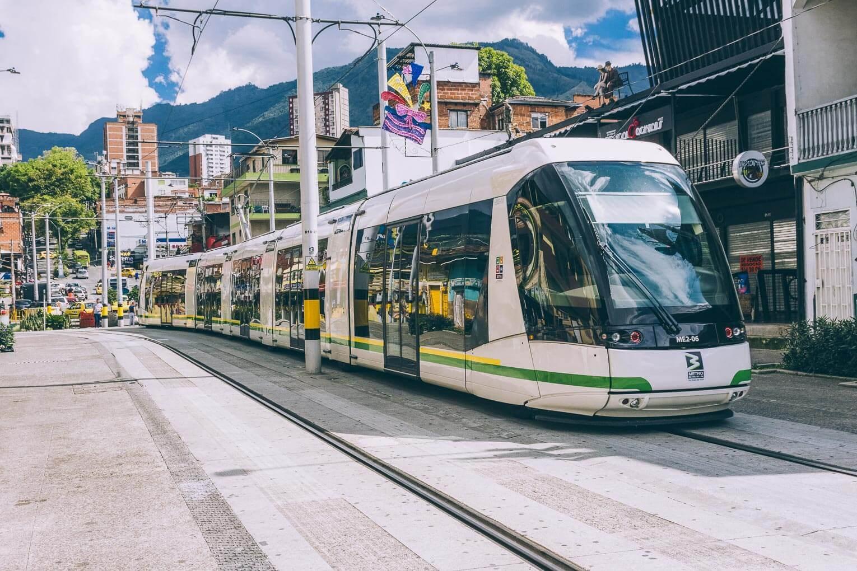Comment se déplacer à Medellin