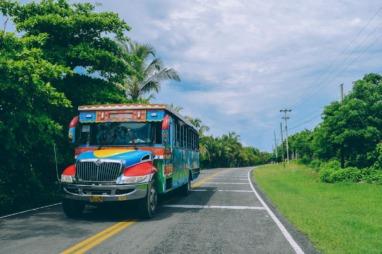 Comment se rendre à Medellin en Colombie