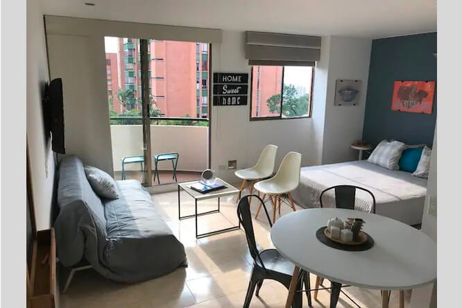 Location appartement Medellin