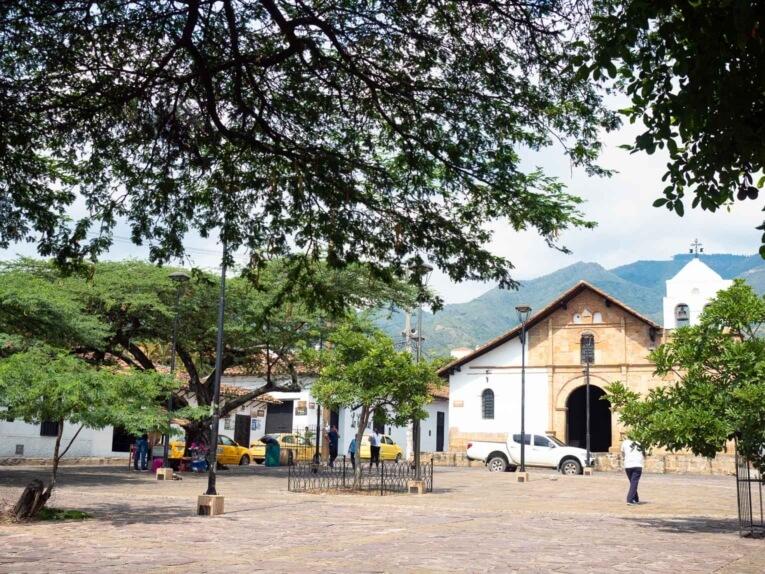 Visiter Giron dans le Santander en Colombie