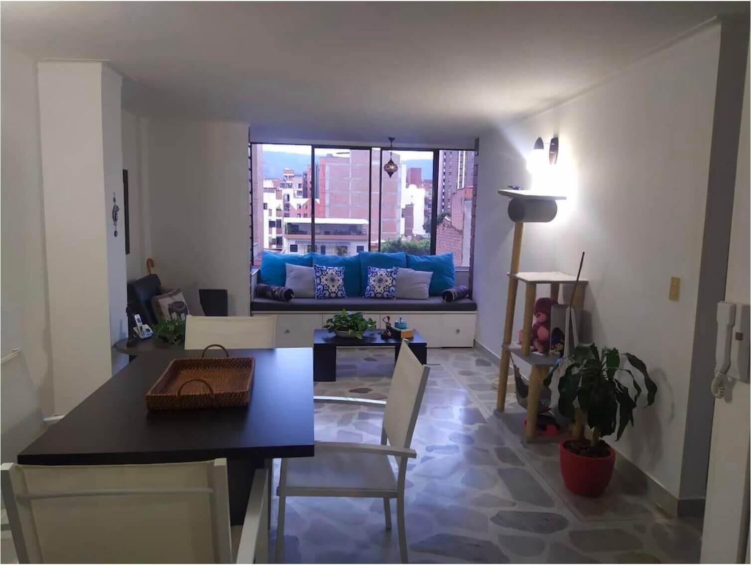 Louer chambre dans un appartement à Medellin