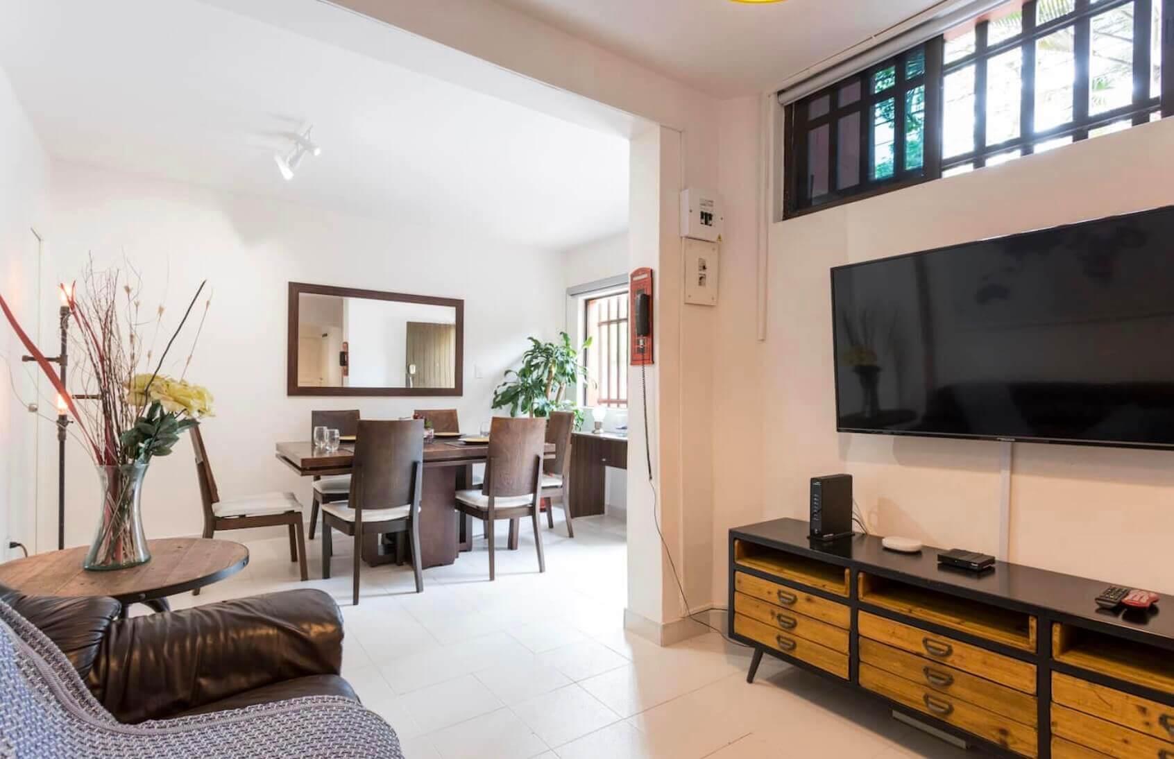 Louer un appartement à Medellin