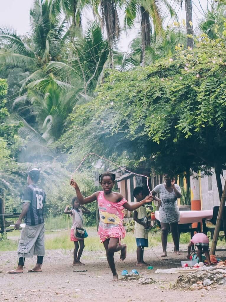Village d'Arusi choco