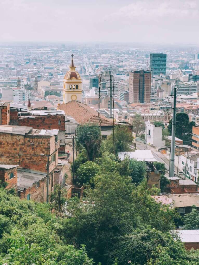 Barrio Egipto Bogota