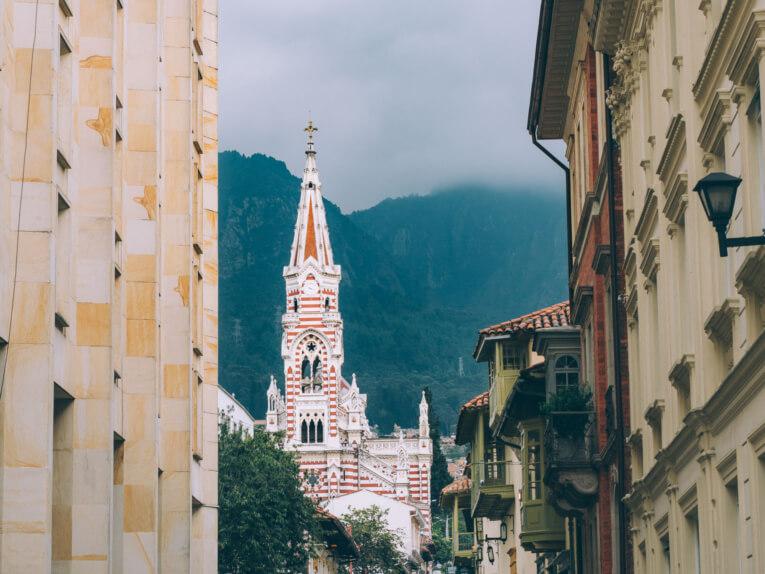Bogota iglesia del Carmen