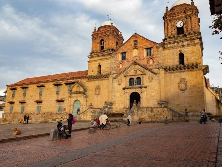 Catedral de Mongui Boyaca