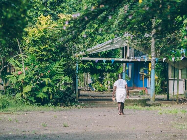 Coqui village cote pacifique