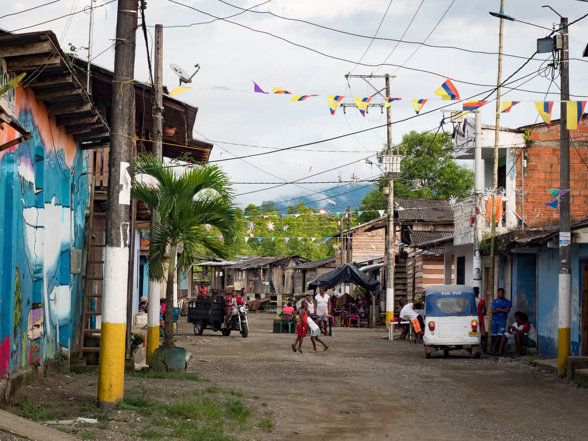 Que faire à Nuqui et alentours sur la côte pacifique du Choco en Colombie